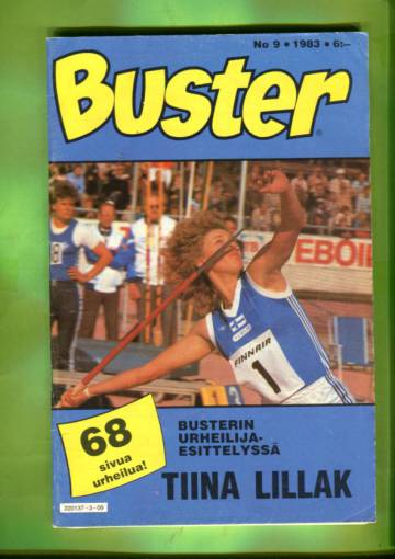 Buster 9/83