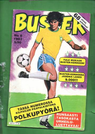 Buster 8/83
