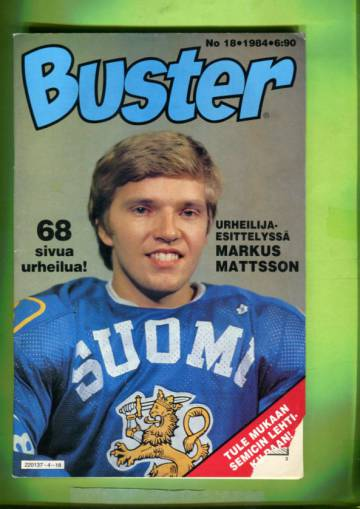Buster 18/84