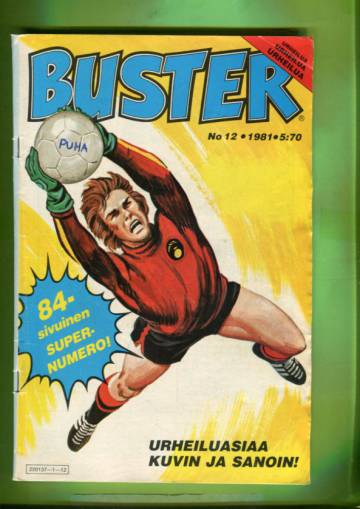 Buster 12/81