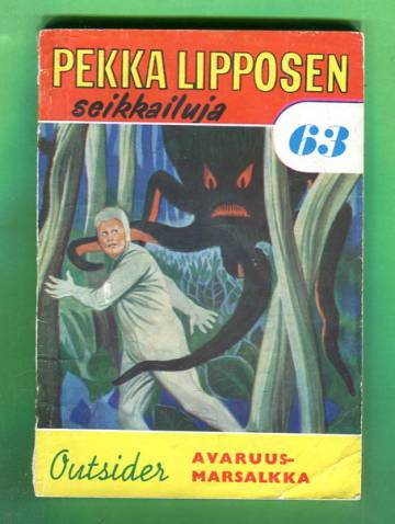 Pekka Lipposen seikkailuja 63 (3/62) - Avaruusmarsalkka