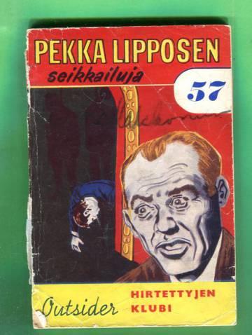 Pekka Lipposen seikkailuja 57 (9/61) - Hirtettyjen klubi