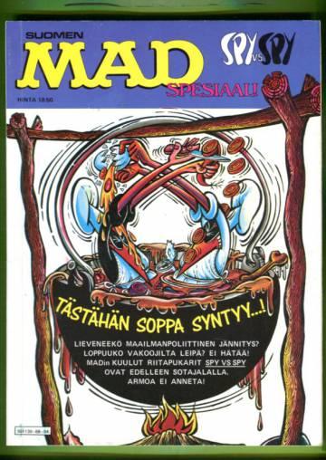 Suomen Mad - Spy vs spy -spesiaali