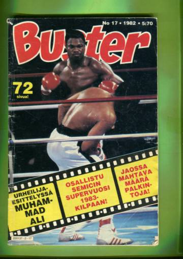 Buster 17/82
