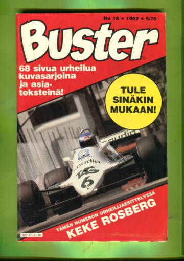 Buster 16/82