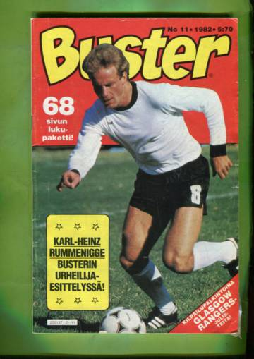 Buster 11/82