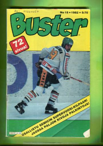 Buster 18/82