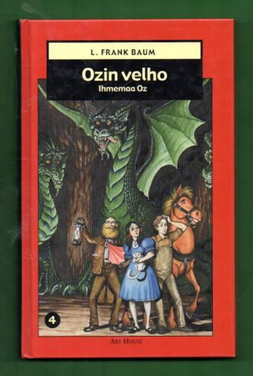Ihmemaa Oz 4 - Ozin velho
