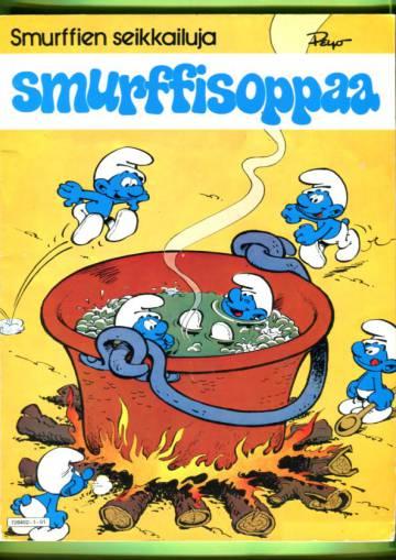 Smurffien seikkailuja 2 - Smurffisoppaa