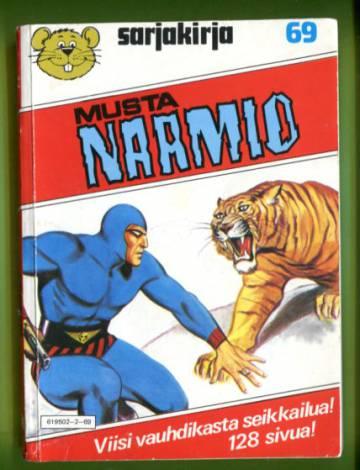 Semicin sarjakirja 69 - Mustanaamio