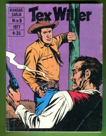 Tex Willer 5/77