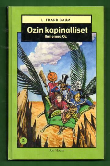 Ihmemaa Oz 2 - Ozin kapinalliset