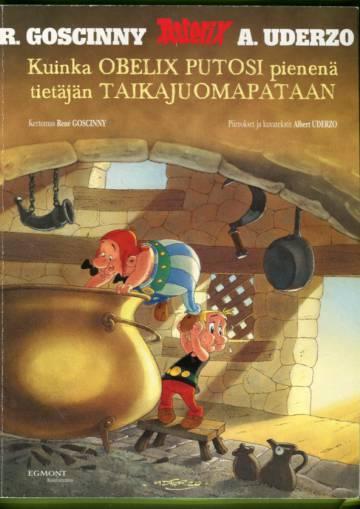 Asterix - Kuinka Obelix putosi pienenä tietäjän taikajuomapataan