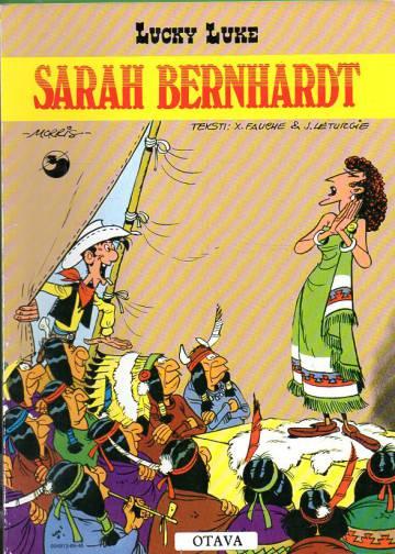 Lucky Luke 46 - Sarah Bernhardt