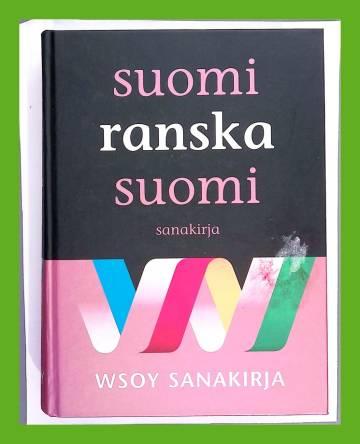 Suomi-ranska-suomi-sanakirja