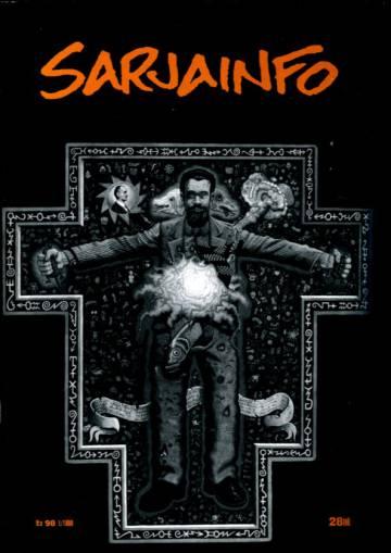 Sarjainfo 1/98 (nro 98)