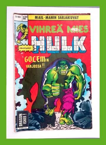 Hulk 3/83