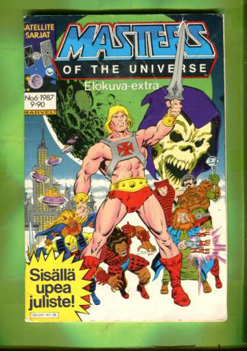 Masters of the Universe 6/87