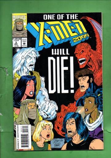 X-Men 2099 Vol. 1 #3 Dec 93