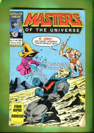 Masters of the Universe 5/87