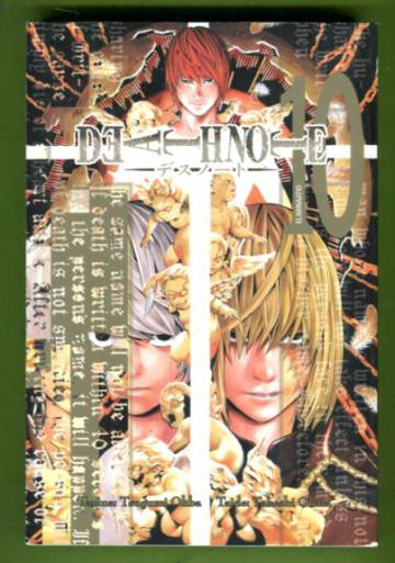 Death Note 10 - Eliminaatio