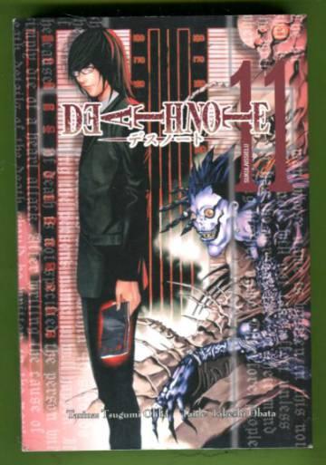 Death Note 11 - Sukulaissielu