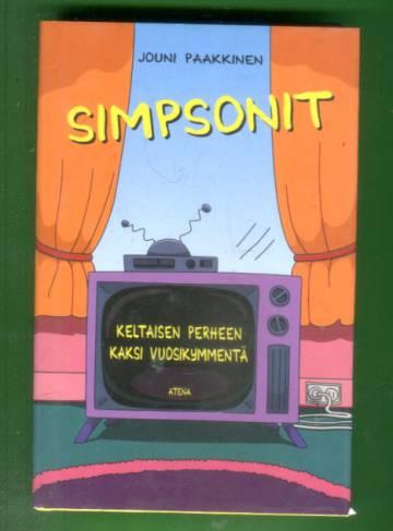 Simpsonit - Keltaisen perheen kaksi vuosikymmentä