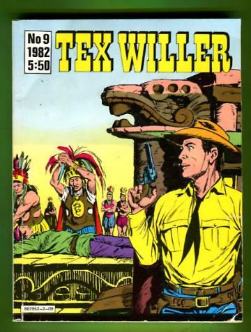Tex Willer 9/82
