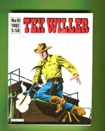 Tex Willer 10/82