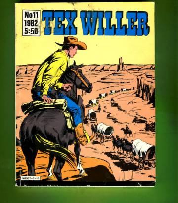 Tex Willer 11/82