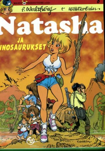 Natasha 6 - Natasha ja dinosaurukset