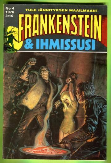 Frankenstein & Ihmissusi 4/76