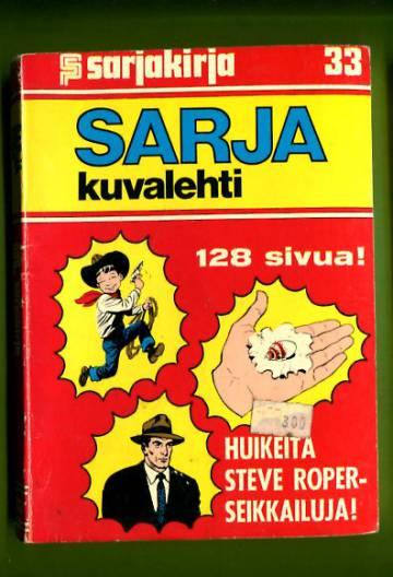 Semicin sarjakirja 33 - Sarjakuvalehti