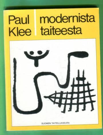 Modernista taiteesta