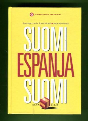 Suomi-espanja-suomi-sanakirja