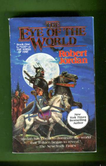Wheel of Time 1 - The Eye of the World