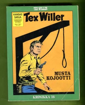 Tex Willer -kronikka 16 - Puhvelinmetsästäjät & Musta kojootti