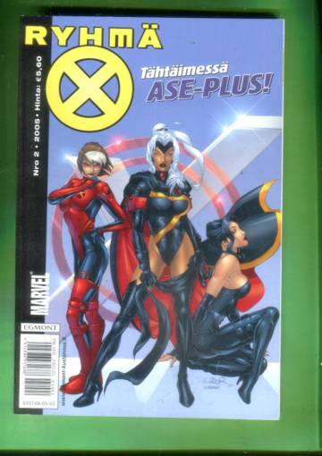 X-Men 2/05 (Ryhmä-X)