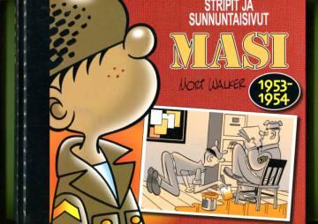 Masi 1953-1954 - Stripit ja sunnuntaisivut (Masi-kirjasto 2)