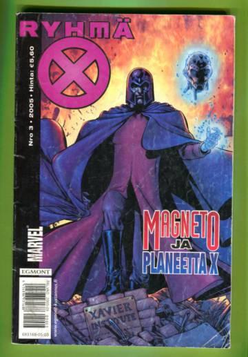 X-Men 3/05 (Ryhmä-X)