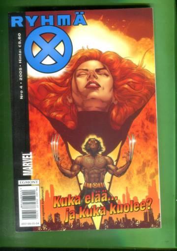 X-Men 4/05 (Ryhmä-X)