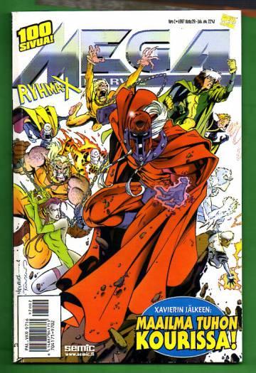 Mega-Marvel 2/97 - Ryhmä-X