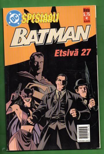 DC-spesiaali 3/04 - Batman: Etsivä 27