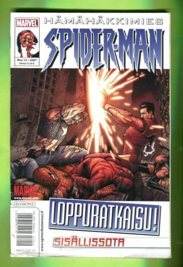 Hämähäkkimies 12/07 (Spider-Man)