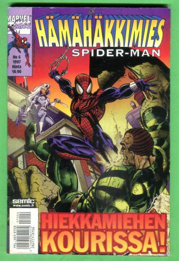 Hämähäkkimies 6/97 (Spider-Man)