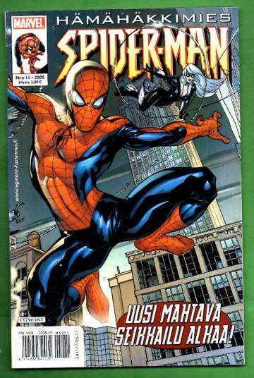 Hämähäkkimies 11/05 (Spider-Man)