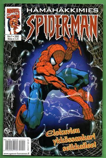 Hämähäkkimies 7/02 (Spider-Man)