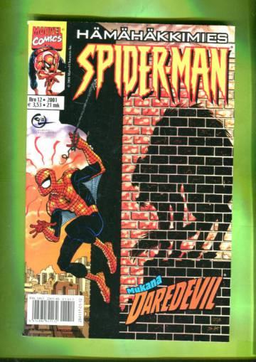 Hämähäkkimies 12/01 (Spider-Man)