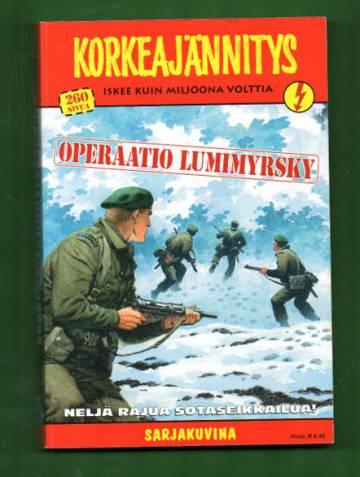 Korkeajännitys 6/05 - Operaatio lumimyrsky