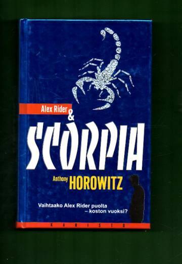Alex Rider & Scorpia